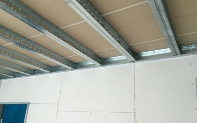 Bodenplatten Knauf 20 mm